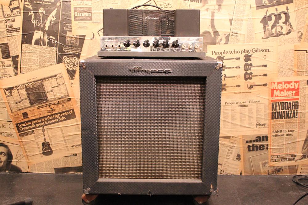 1966-Ampeg-B-15N