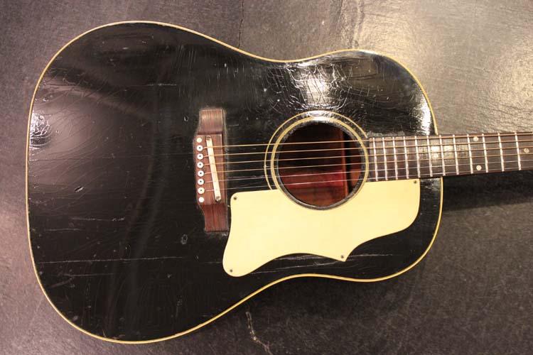 Gibson 1968 J-45 Blk Guitars & Basses