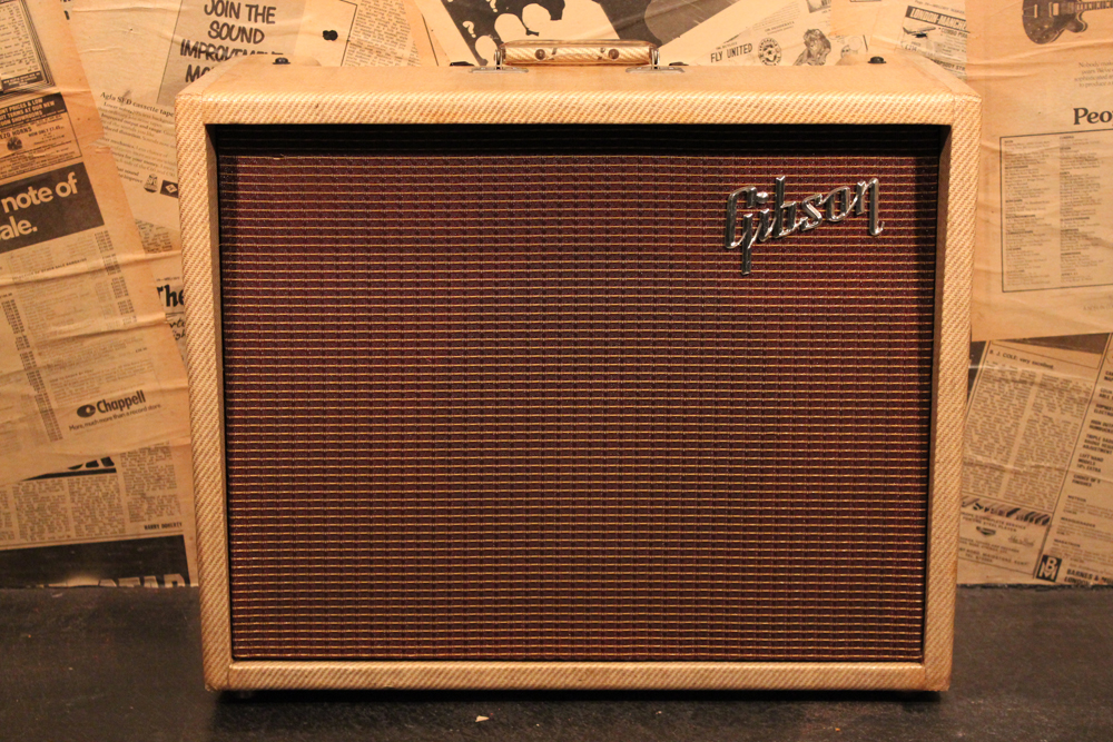 Gibson-1960-EXP-Amp